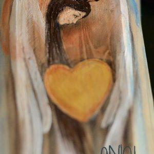 Anioł Wielkiego Serca na prezent dla kogoś o wielkim sercu