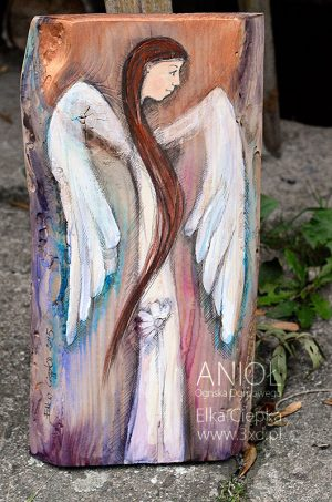 Anioł Ogniska Domowego - Elka Ciępka