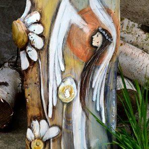 Anioł Niewinności - doskonały prezent na chrzciny lub komunię