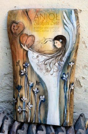 Anioł Bliskości Serc - to wspaniały prezent dla Rodziców podczas błogosławieństwa