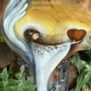 Anioł Bliskości Serc - prezent dla Rodziców podczas błogosławieństwa Młodych