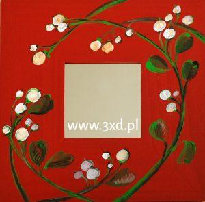 3xd-lusterko-malowane-czerwone-snieguliczki