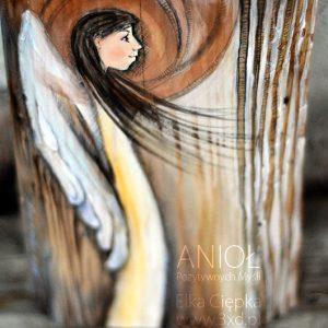 Anioł Pozytywnych Myśli - Elka Ciępka
