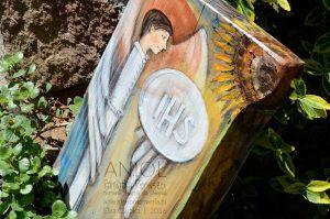 """""""Pamiątką Pierwszej Komunii Świętej"""" to oryginalny prezent dla chłopca przystępującego do Pierwszej Komunii Świętej"""