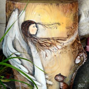 Anioł Jasnej Przyszlosci - Elka Ciępka
