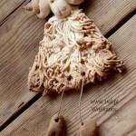 Baran Wielkanocny włochaty to ozdoba na Wielkanoc do powieszenia w dowolnym miejscu :) lub jako świąteczny upominek