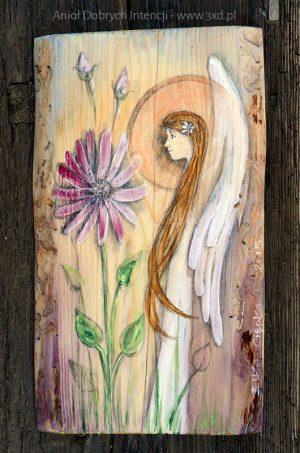 """""""Anioł Dobrych Intencji"""" może być prezentem dla dziecka na Chrzciny lub Pierwszą Komunię Świętą"""