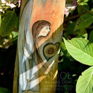 Anioł na każdy Dzień odpowiedni na prezent z kazdej okazji i w każdym momencie