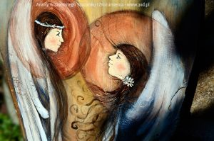 """""""Anioły Wzajemnego Szacunku i Zrozumienia"""" to prezent odpowiedni dla tych, którzy pragną poprawnych i ciepłych relacji"""