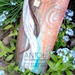 Anioł Śmiało Spoglądający w Przyszłość