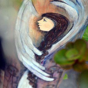 Anioł Tańcem Rozmarzony - to Anioł, dla tych, którzy kochają taniec