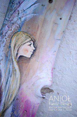 Anioł Bezgranicznej Ufności dla tych, którym ciężko dostrzec radości dnia codziennego