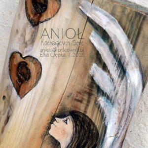 Anioł Kochających Serc jest symbolem miłości rodzicielskiej