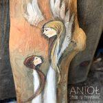 """Anioł Stróż na Przyszłość"""" jest doskonałym prezentem na Chrzciny lub Komunię Świętą"""