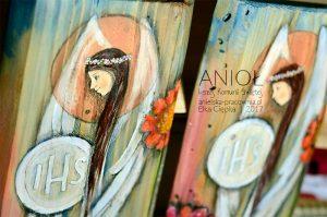 Anioł Pierwszej Komunii Świętej to piękny prezent dla dziewczynki na komunię