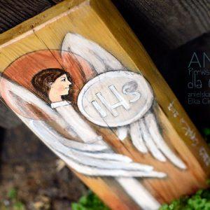 Anioł Pierwszokomunijny dla Chłopca - to najlepszy prezent na komunię