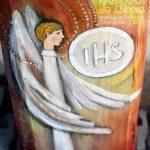Anioł Pierwszej Komunii dla Chłopca stanowi oryginalną pamiątkę na całe życie