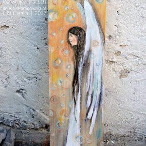 Anioł Barwnych Marzeń dla tych, którym życzysz realizacji pięknych marzeń