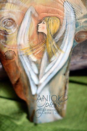 Anioł Opieki zawszebędzie symbolem troski, wsparcia i opieki