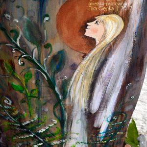 Anioł Zaczarowanego Ogrodu przeniesie Cię w świat fantazji i bajki
