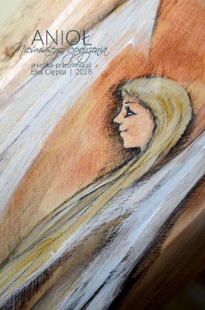 Anioł Nieśmiałego Spojrzenia dla nieśmiałego dziecka, aby umiało pokonać swoje onieśmielenie i nabrało życiowej odwagi