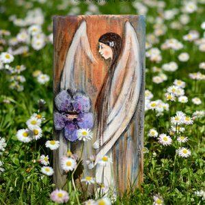 Anioł Pogody na Przyszłośc na każdy dzień! Zarówno ten pogodny, ajk i ten trudny i nieciekawy...