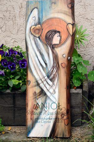 Anioł Miłości Wszechobecnej do każdego domu, aby miłośc w nim zawsze była wszechobecna!