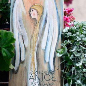 """""""Słowiański Anioł dla Ciebie"""" to oryginalny prezent dla kazdego i na każdą okazję"""