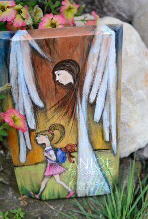 Anioł Stróż Codzienności pilnuje dziecko w każdym momencie życia